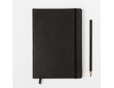 Notitieboek Medium (A5) Leder Hard Cover