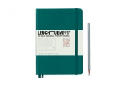 LEUCHTTURM1917 Academic agenda 2020 Medium (A5) Week planner 18 maanden