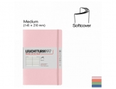 LEUCHTTURM1917 Muted Colours Notebook (A5) Medium softcover